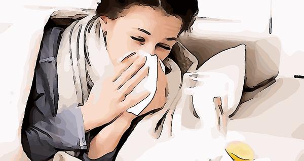 cara mengobati flu secara alami