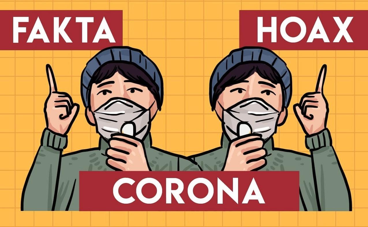 hoax cara sembuh dari corona